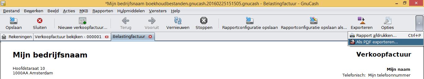 Als PDF exporteren