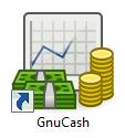 snelkoppeling gnucash